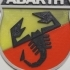 4 Colors Abarth Logo image