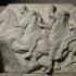 Parthenon Frieze _ North  XLIV, 122-123-124 image