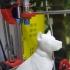Dog print image