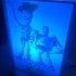 Disney Pixar Lamp Shade image