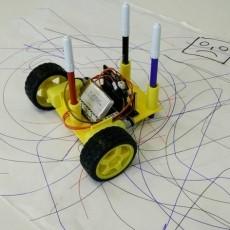mibot - drawing robot