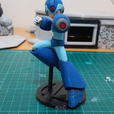 Picture of print of Mega Man X