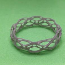 Subdivision Bangle Bracelet