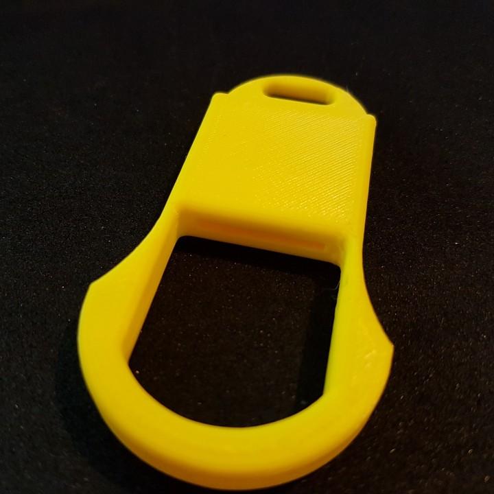 Penny Bottle Opener Keychain
