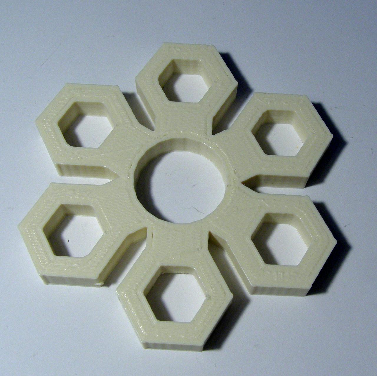 Snowflake Spinner image