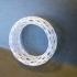 Voronoi Bracelet - Large image