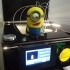 Big Minion - 6 colors 3D printing with Flux capacitor image