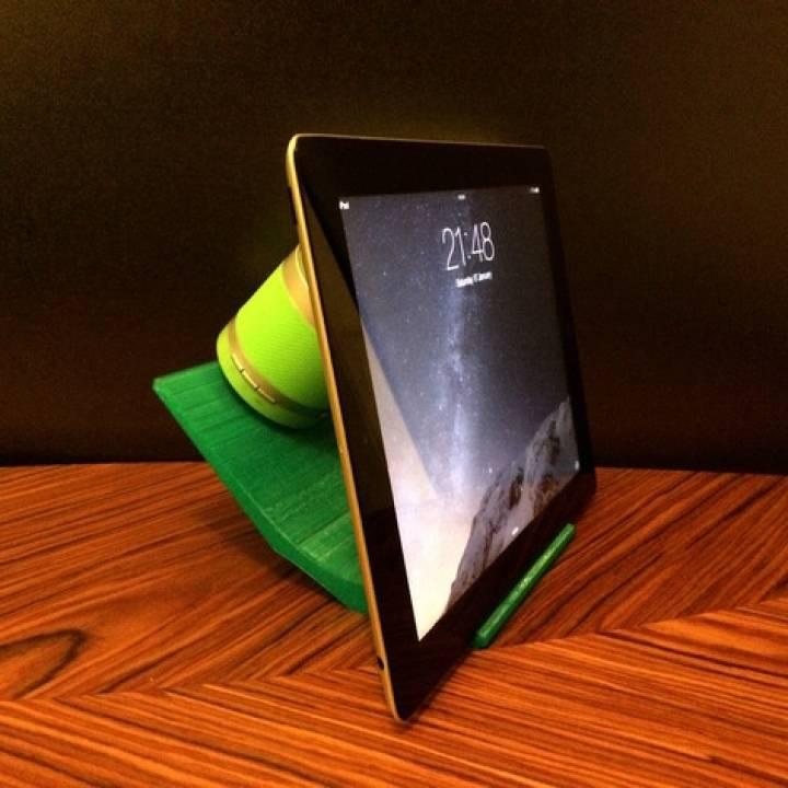 3 level iPad2 stand