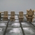 28mm Lord's Banquet Table and Chairs image