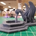Dragon Fountain print image