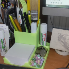 Picture of print of Desk Organizer