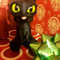 Picture of print of Toothless This print has been uploaded by Adam Stype