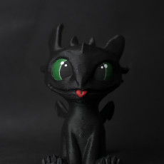 Picture of print of Toothless This print has been uploaded by Cristian Paternoster