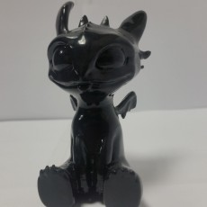 Picture of print of Toothless This print has been uploaded by anthonycarpenter