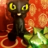 Toothless print image