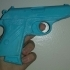 Walther PPK with supports remix image