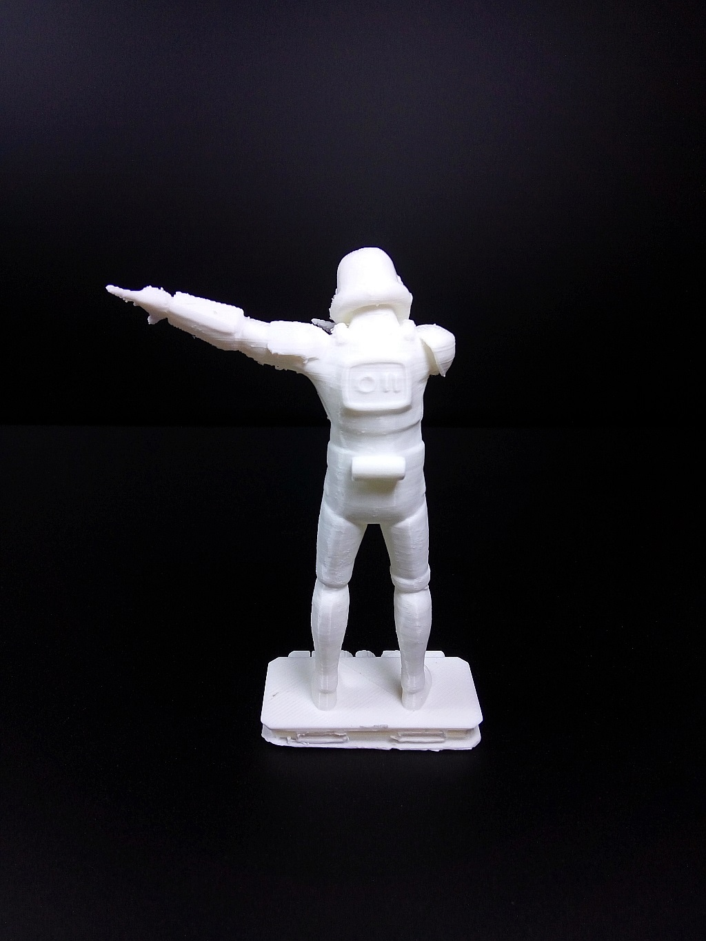 May the dab be with you image