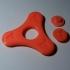 Destiny Logo Fidget Spinner image