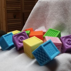 Picture of print of Texture Blocks