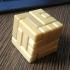 4x4 Puzzle Cube print image