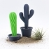 Cacti with Pots image