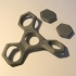 HEXATWIST FIDGET SPINNER image