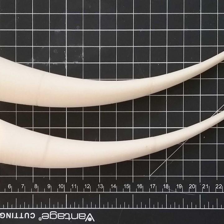 Succubus Horns