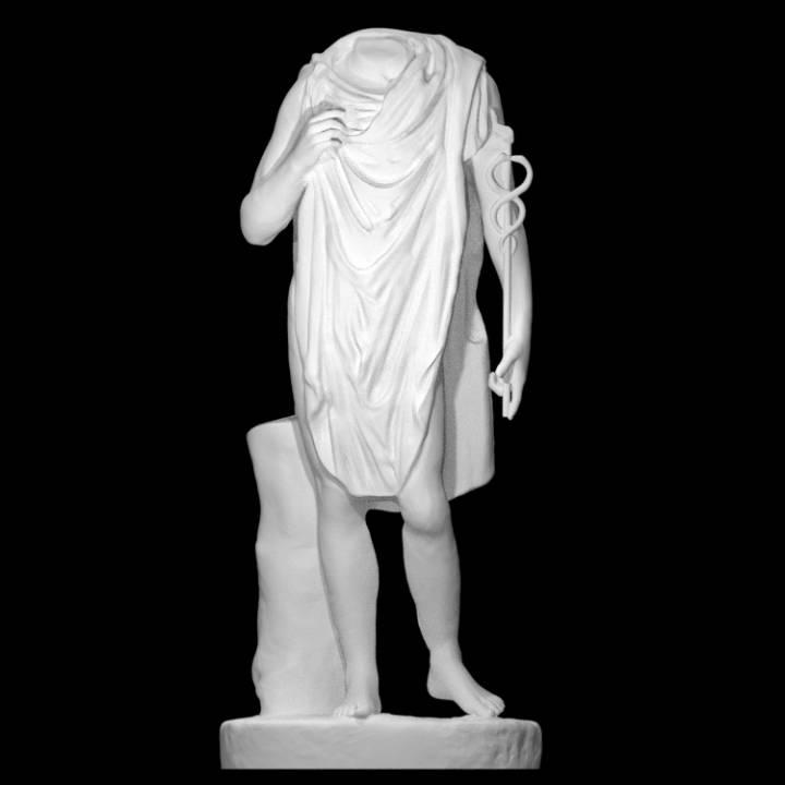Statue of Hermes