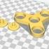 Simple Fidget Spinner image