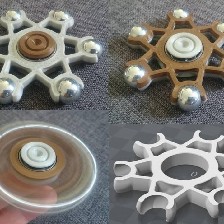 13mm Ball Hand Spinner