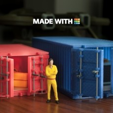 Cargo Container (Large)