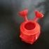 Red Signal Samurai Pot image