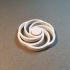 Twirl Fidget Spinner - Tinkercad primary image