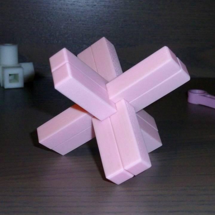 Croix du Charpentier - Casse-tête