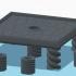 Spiral Table - Furniture image