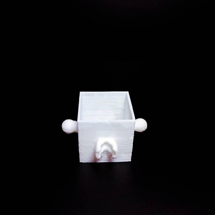 3d Printable Modulo Planter Tinkercad By Asraff Amzani