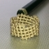 Woven twisted ring US5 image