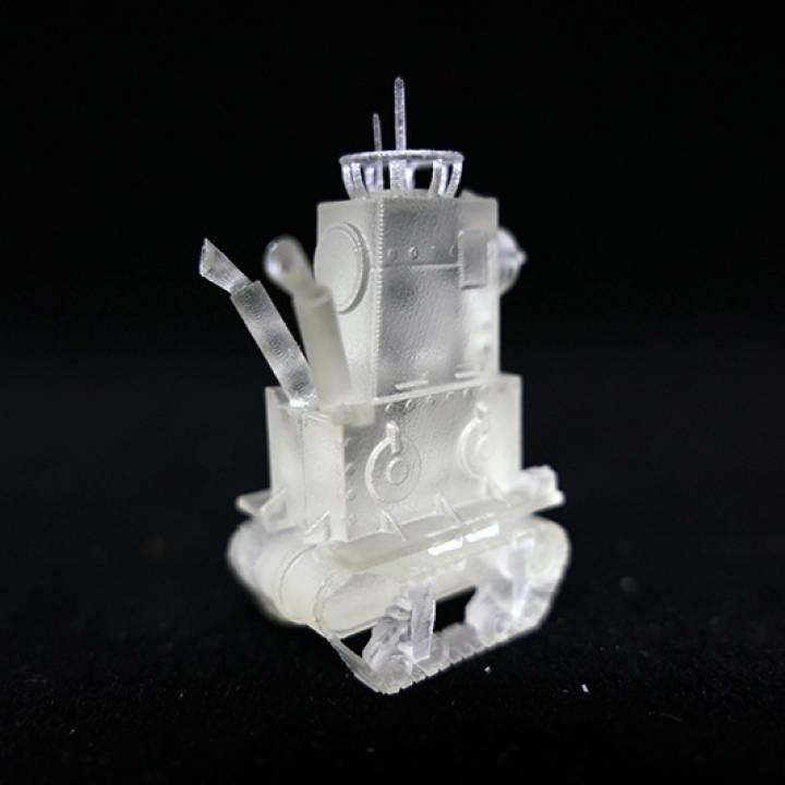 MetalSlug Rebels Tank
