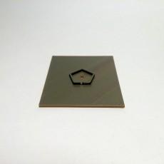 Neje Base Plate Cover 1  penta holder