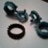 Hex Fidget Spinner image