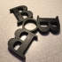 AlphaSpinners - The First Alphabet Fidget Spinners! image