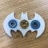 Batman logo Fidget Spinner image