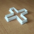 cross cookie cutter image