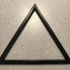triangle cookie cutter image