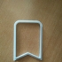 bookmark cookie cutter image