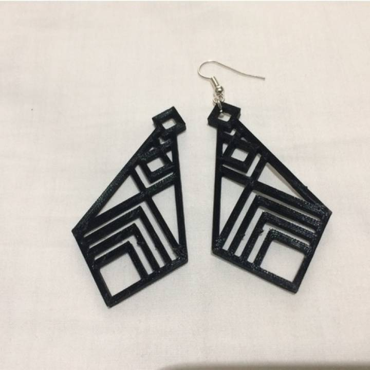 Simple Earring - Lindo Shapes