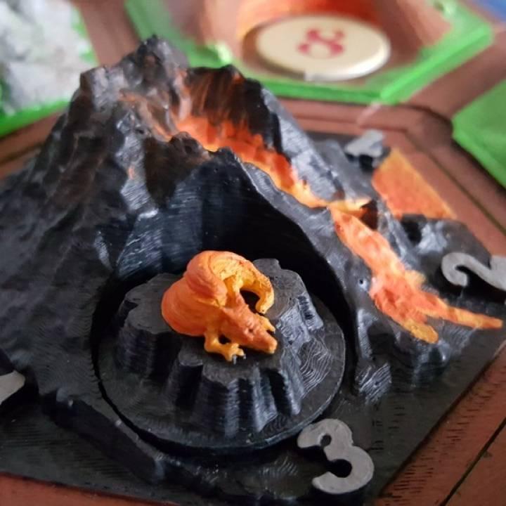 Dragonslayers (variant: settler of catan)