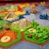 Explorers & pirates (expansion for settlers of catan) image