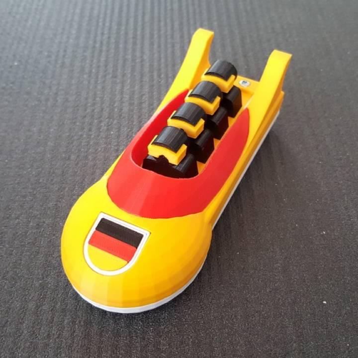 Germany (mini-bob)
