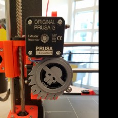 Picture of print of prusa i3 mk2 cooling fan covers